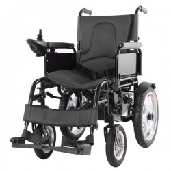 WHEELCHAIR - BATTERY POWERED